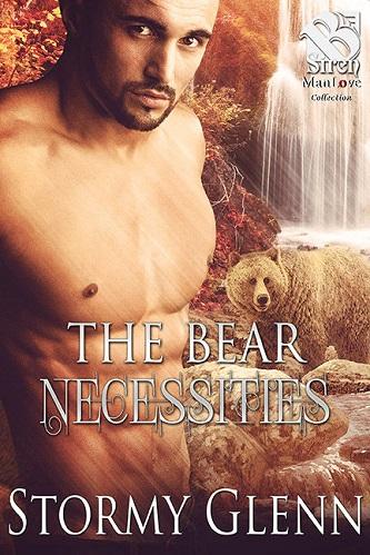 Stormy Glenn - The Bear Necessities Cover nur6cg