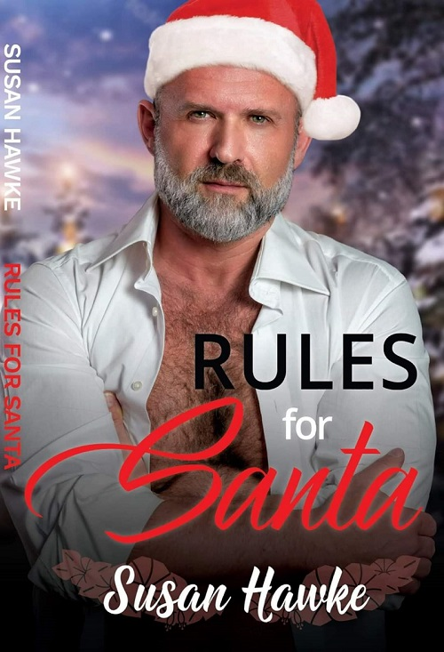 Susan Hawke - Rules for Santa Cover nr74hr