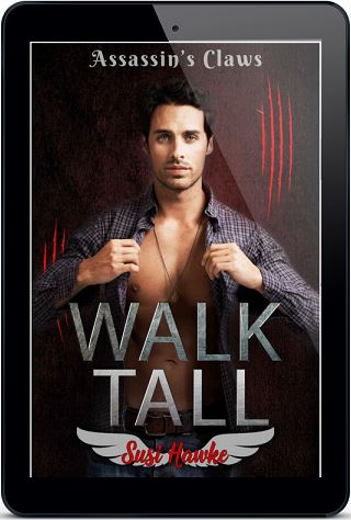 Susi Hawke - Walk Tall 3d Cover ws8wjk0w