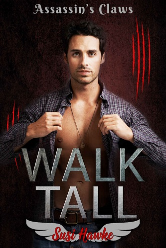 Susi Hawke - Walk Tall Cover gnjk8ks1