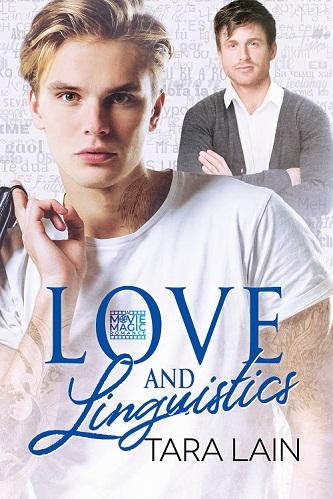 Tara Lain - Love and Linguistics Cover s owen7f