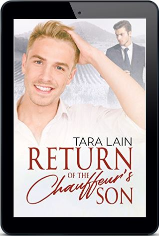 Return of the Chauffer's Son by Tara Lain