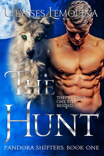 Ulysses LeMolina - The Hunt Cover ndf7fh