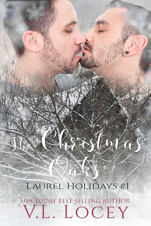 V.L. Locey - The Christmas Oaks Cover zlo93
