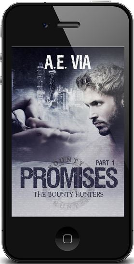 Promises Part 1 by A.E. Via Audio Book Blast & Excerpt!