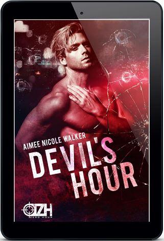 Aimee Nicole Walker - Devil's Hour 3d Cover tgf7h