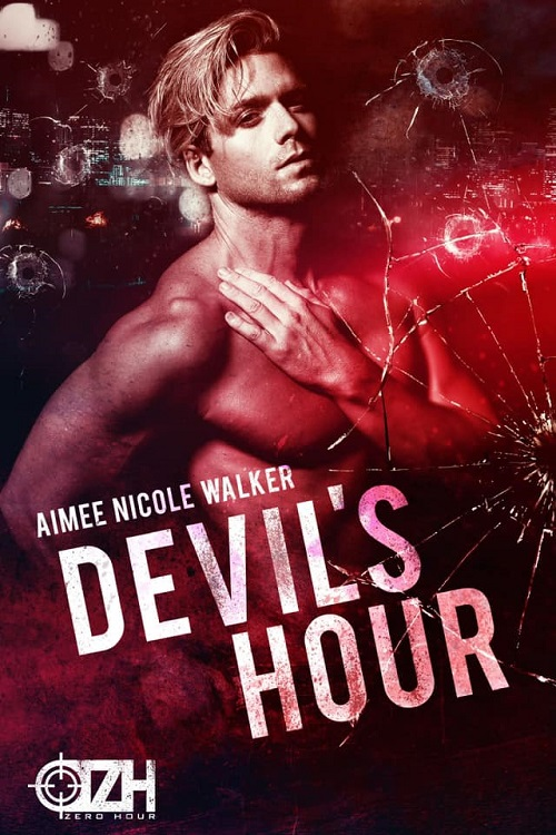 Aimee Nicole Walker - Devil's Hour Cover 78r54jkf