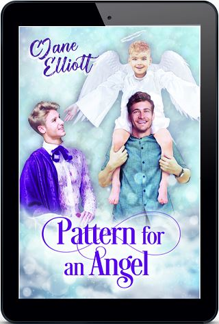 Pattern for an Angel by CJane Elliott Release Blast & Excerpt!