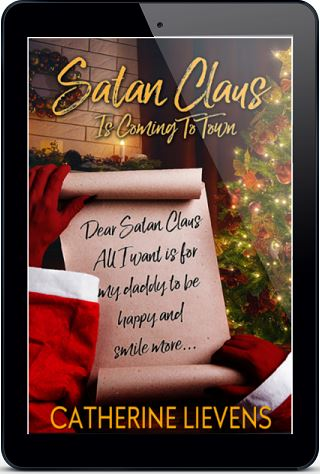 Satan Claus is Coming to Town by Catherine Lievens