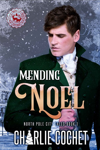 Charlie Cochet - Mending Noel Cover 634hr7