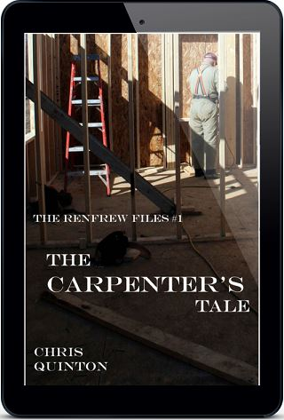 The Carpenter's Tale by Chris Quinton