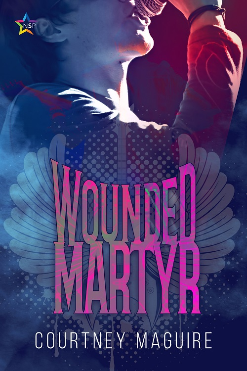 Courtney Maguire - Wounded Martyr Cover udfh78c