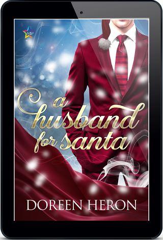 Doreen Heron - A Husband for Santa 3d Cover kn89j