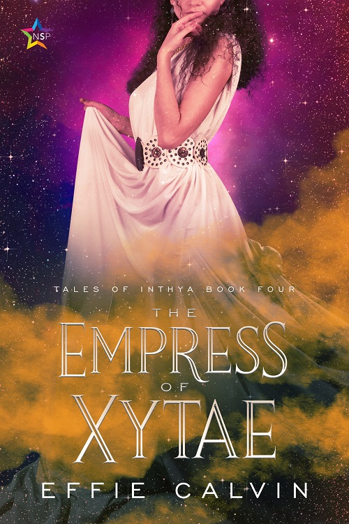Effie Calvin - The Empress of Xytae Cover snmc77h