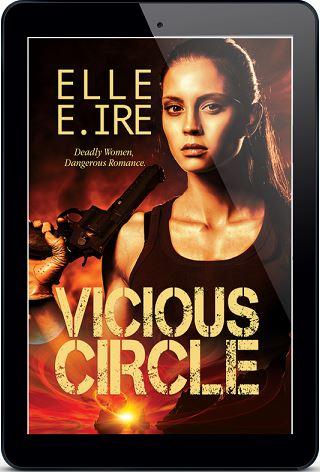 Elle E. Ire - Vicious Circle 3d Cover sdnj98j