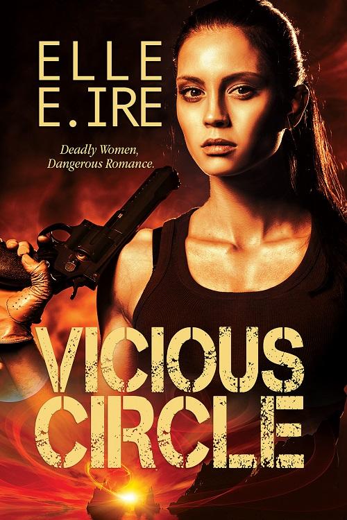 Elle E. Ire - Vicious Circle Cover cdsj7e4b