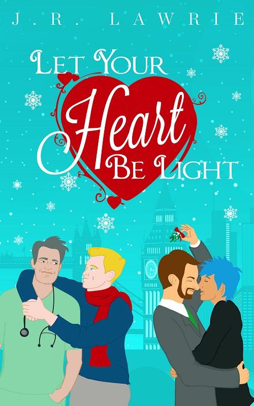 J.R. Lawrie - Let Your Heart Be Light Cover 74ehrdas3