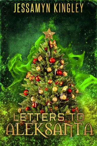 Jessamyn Kingley - D'Vaire 14 - Letters to Aleksanta Cover 43urijh