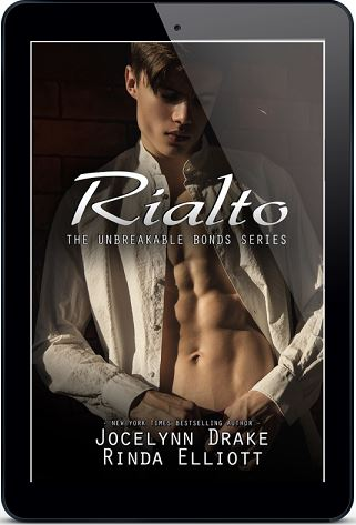 Rialto by Jocelynn Drake & Rinda Elliott Cover Reveal!