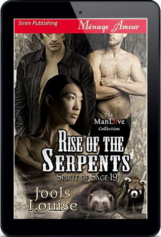 Rise of the Serpents by Jools Louise