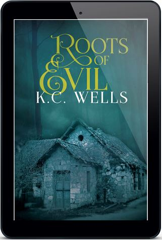 K.C. Wells - Roots of Evil 3d Cover mkwq8923