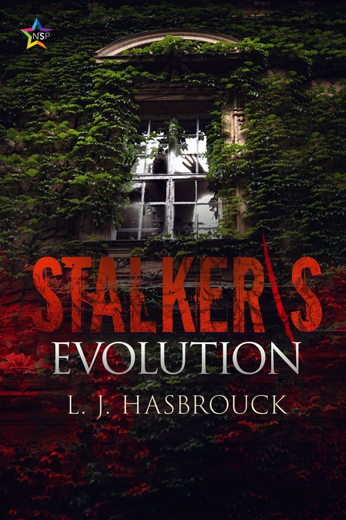 L.J. Hasbrouck - Stalker's Evolution Cover tn7dhh