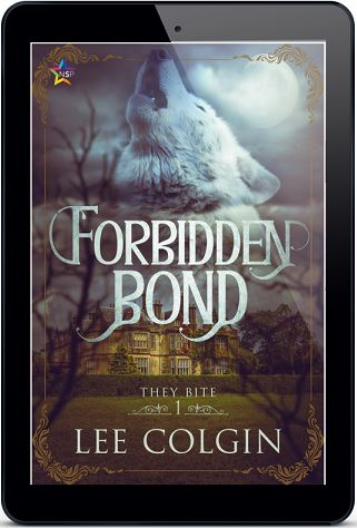 Lee Colgin - Forbidden Bond 3d Cover 83jd83