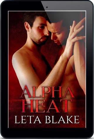 Alpha Heat by Leta Blake