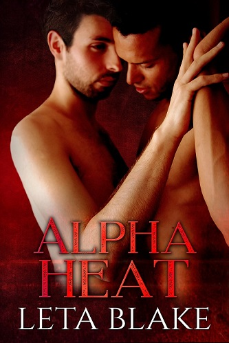 Leta Blake - Alpha Heat Cover 3467gym