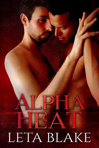 Leta Blake - Alpha Heat Cover 3467gym