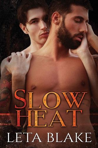 Leta Blake - Slow Heat Cover sdnm78g