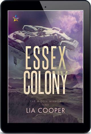 Essex Colony by Lia Cooper Release Blast, Excerpt & Giveaway!