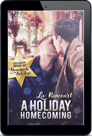 A Holiday Homecoming by Liv Rancourt