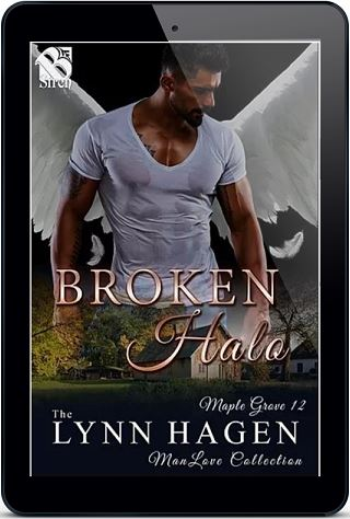 Broken Halo by Lynn Hagen