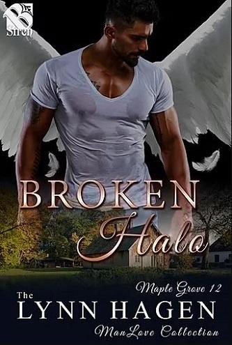 Lynn Hagen - Broken Halo Cover 65rht7j
