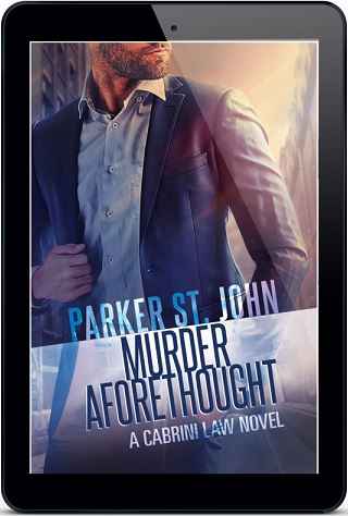 Murder Aforethought by Parker St. John