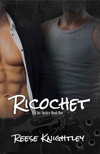 Reese Knightley - Ricochet Cover b54b78n