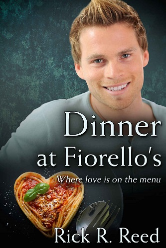 Rick R. Reed - Dinner at Fiorello's Cover 45hfy7
