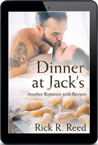 Dinner at Jack's by Rick R. Reed (2nd Edition)