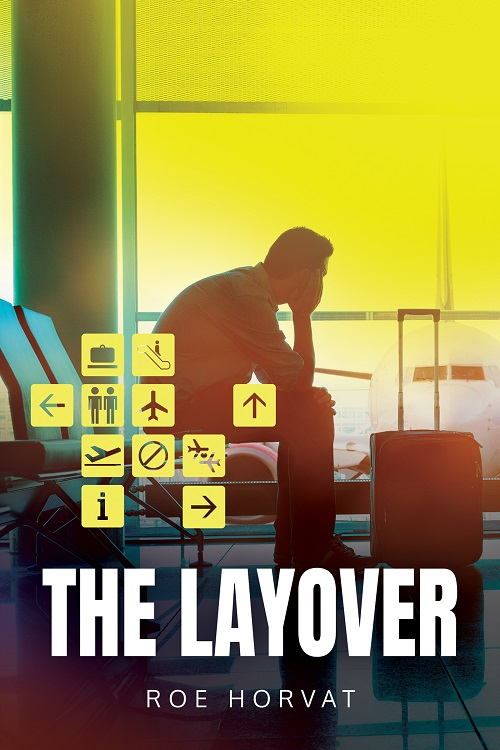 Roe Horvat - The Layover Cover x7end