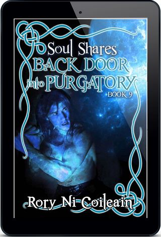 Back Door Into Purgatory by Rory Ni Coileain Blog Tour, Exclusive Excerpt, Review & Giveaway!