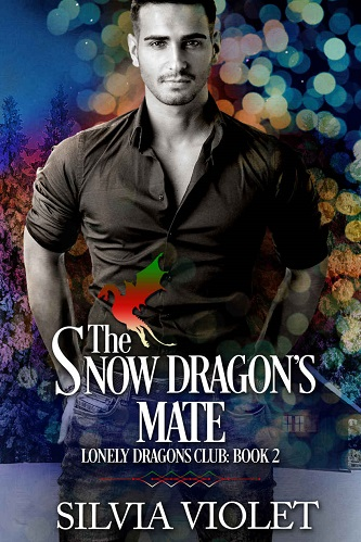 Silvia Violet - The Snow Dragon's Mate Cover sdnj7eh