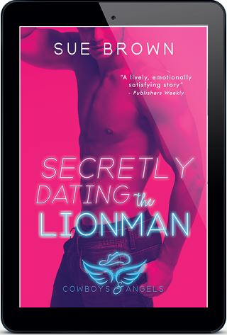 Secretly Dating the Lionman by Sue Brown