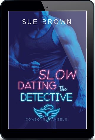 Slow Dating the Detective by Sue Brown