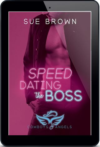 Speed Dating the Boss by Sue Brown