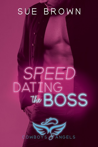 Sue Brown - Speed Dating The Boss Cover 4f4nnu
