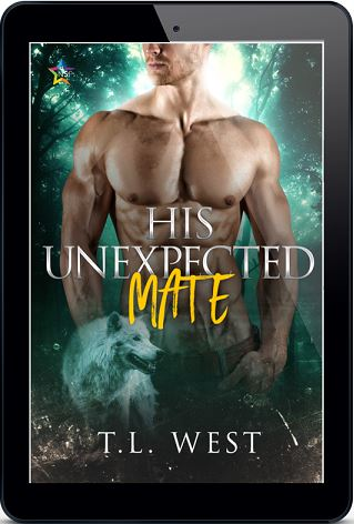 His Unexpected Mate by T.L. West Release Blast, Excerpt & Giveaway!