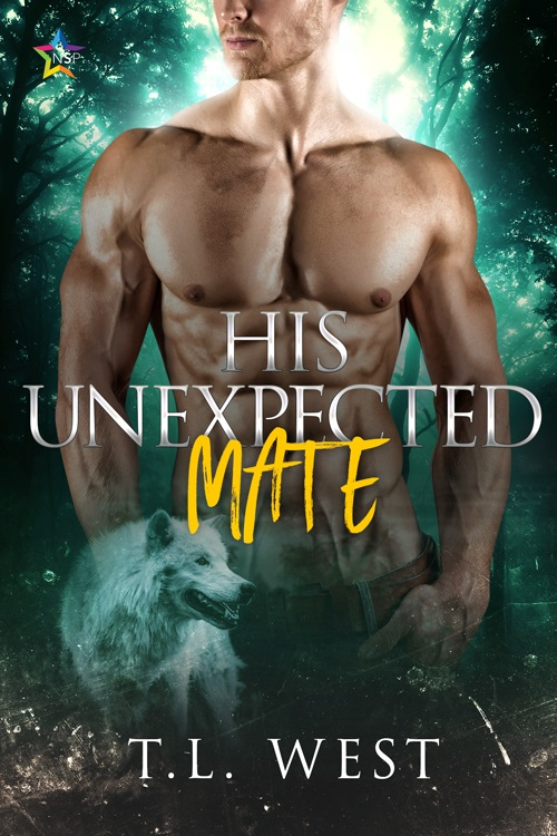 T.L. West - His Unexpected Mate Cover cxn7cj