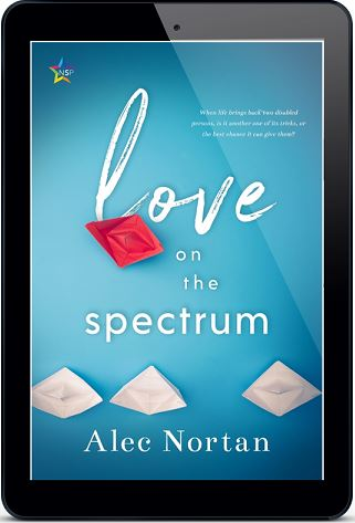 Love On The Spectrum by Alec Nortan Release Blast, Excerpt & Giveaway!