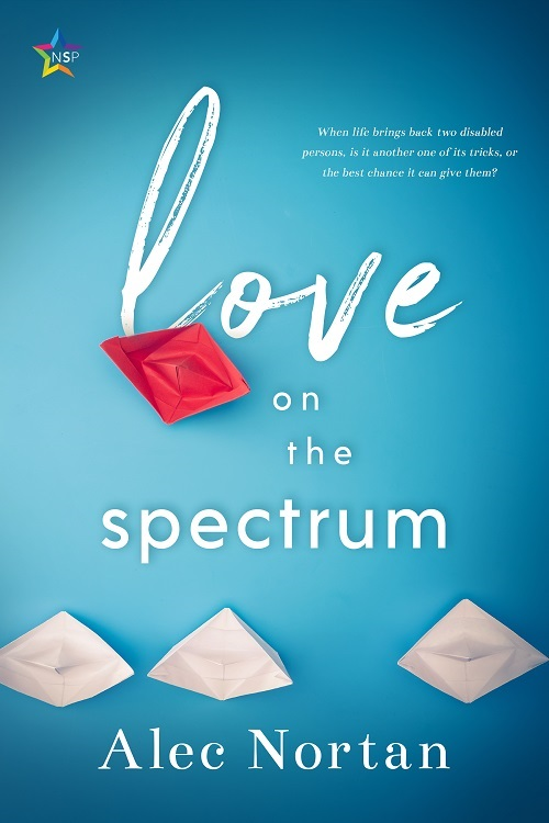 Alec Nortan - Love on the Spectrum Cover ashrv7